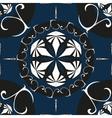 Intricate ornate seamless pattern vector