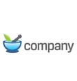 Alternative medicine logo vector