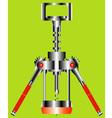 Corkscrew vector