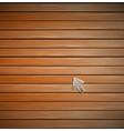 Wood plank texture vector