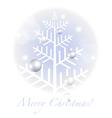Christmas greetings postcard vector