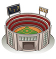 A stadium vector