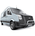Germany commercial vehicle vector