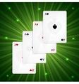 Four aces vector