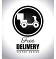 Delivery design vector