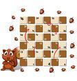 Board game vector