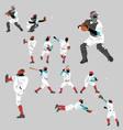 Baseball pitch vector