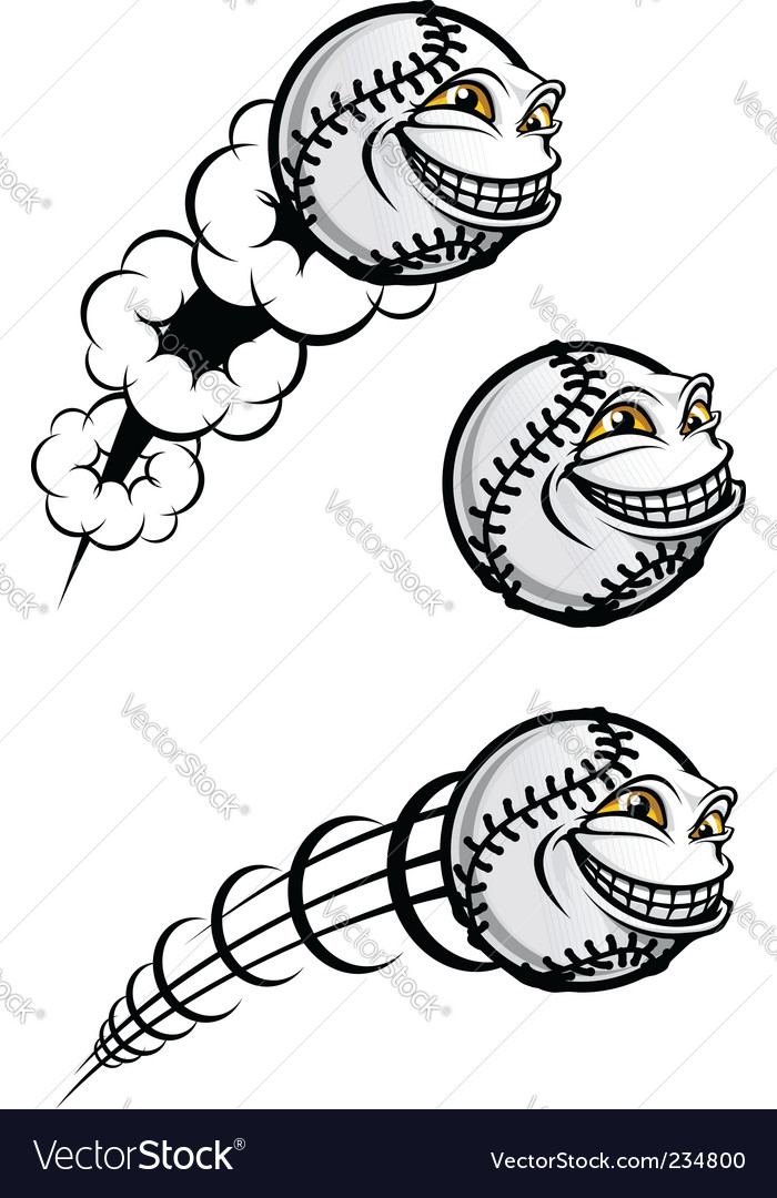 Baseball symbol vector | Price: 1 Credit (USD $1)