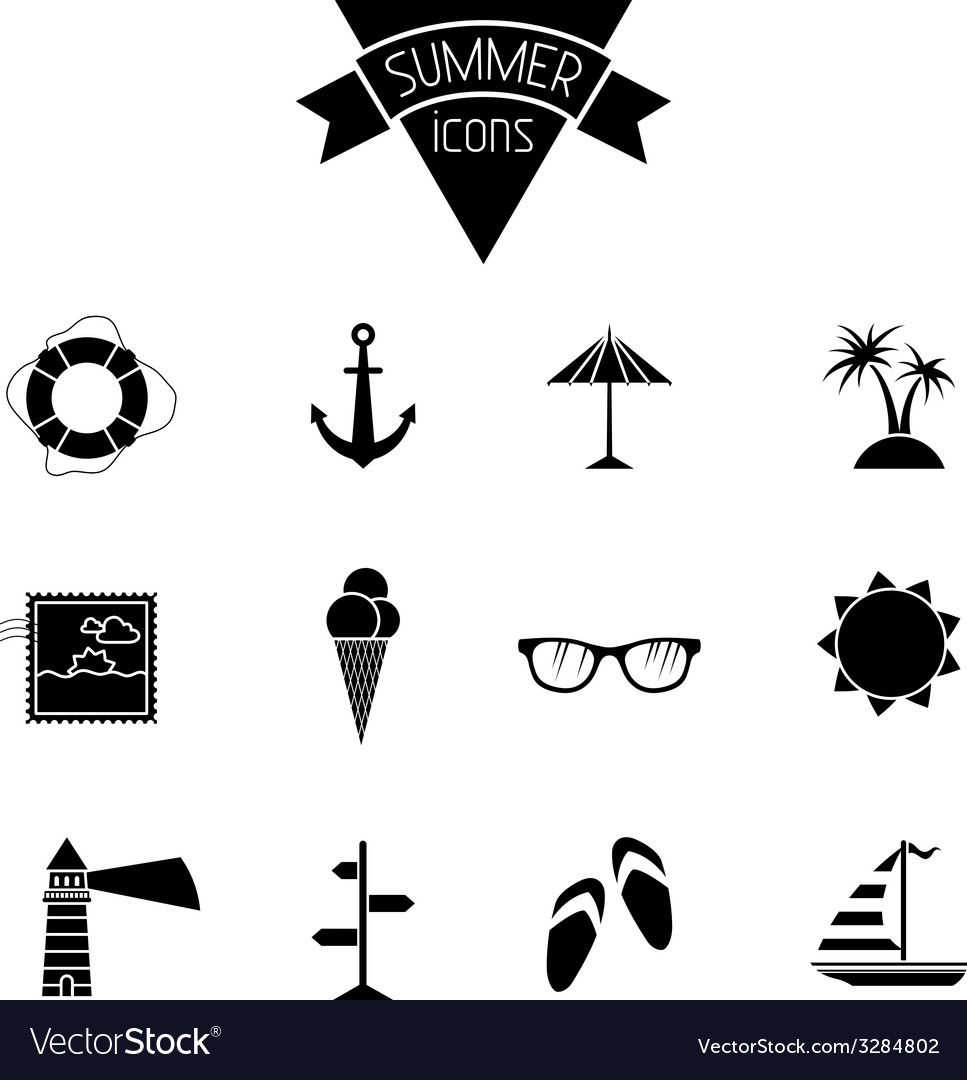 Set of 12 icons vector | Price: 1 Credit (USD $1)