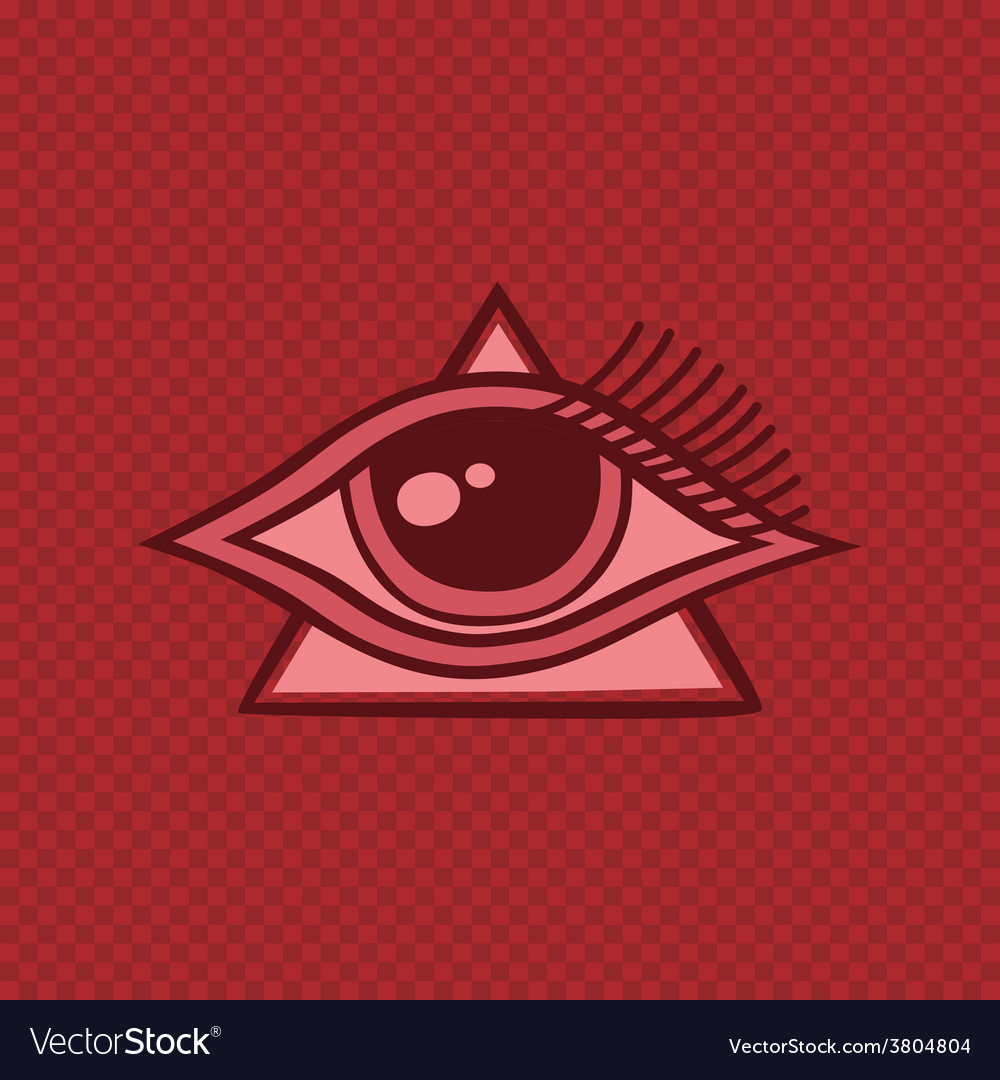 All seeing eye of horus vector | Price: 1 Credit (USD $1)