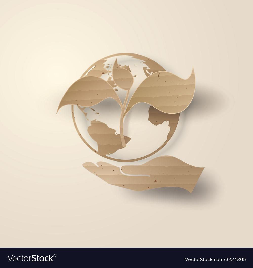 Recyecle vector | Price: 1 Credit (USD $1)
