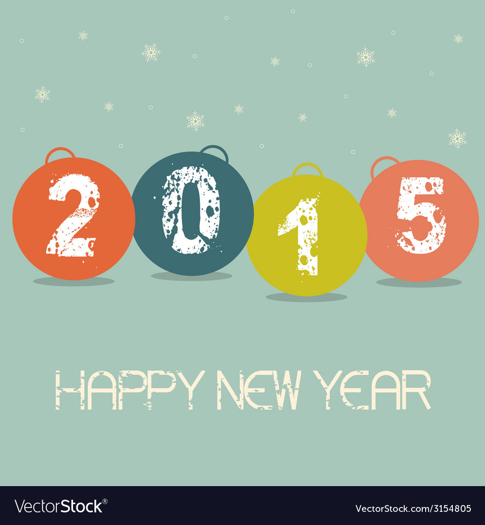 Year background vector | Price: 1 Credit (USD $1)