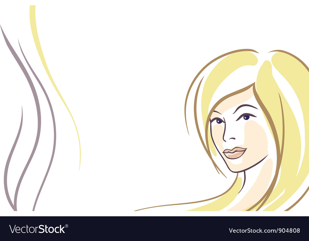 Fashion hand drawn girl without background vector | Price: 1 Credit (USD $1)