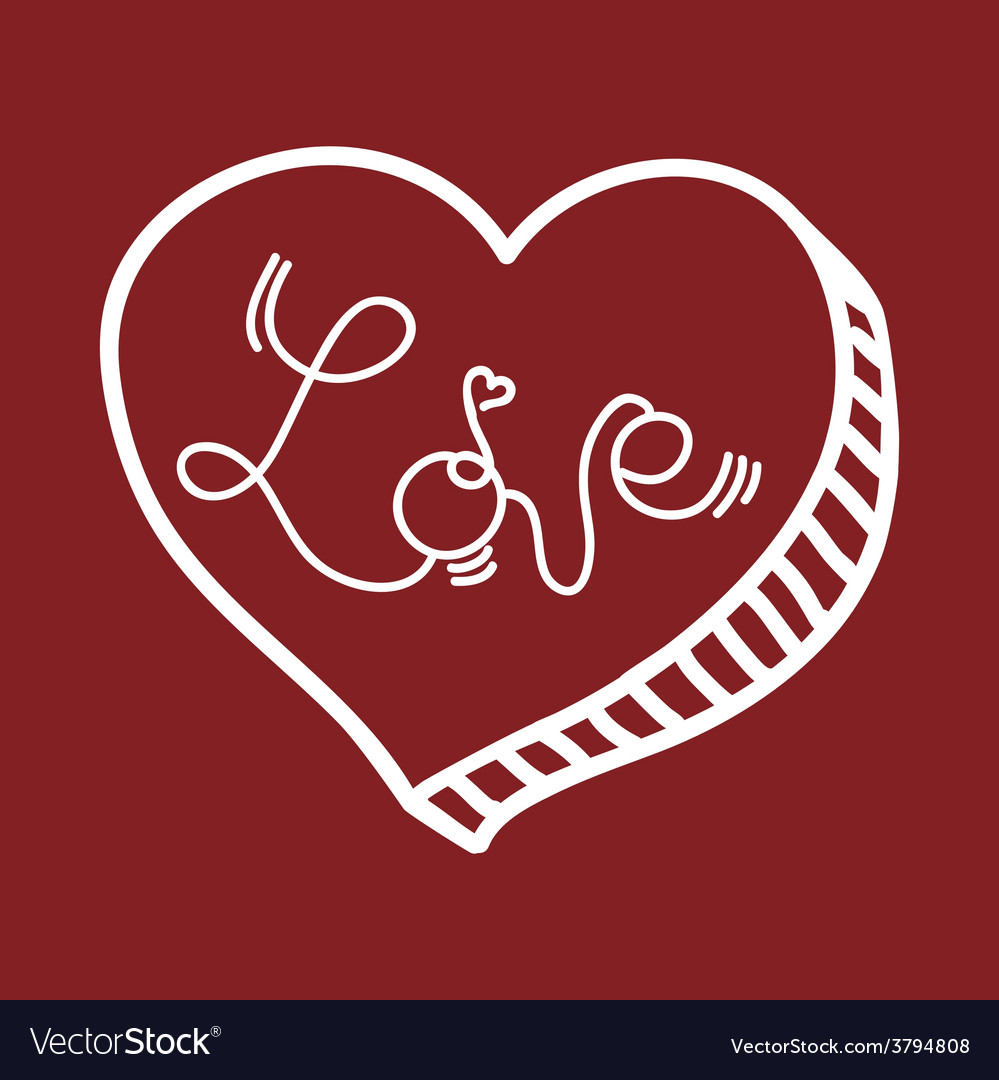 Love poster vector   Price: 1 Credit (USD $1)