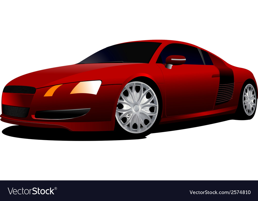 Al 0503 concept car vector | Price: 1 Credit (USD $1)