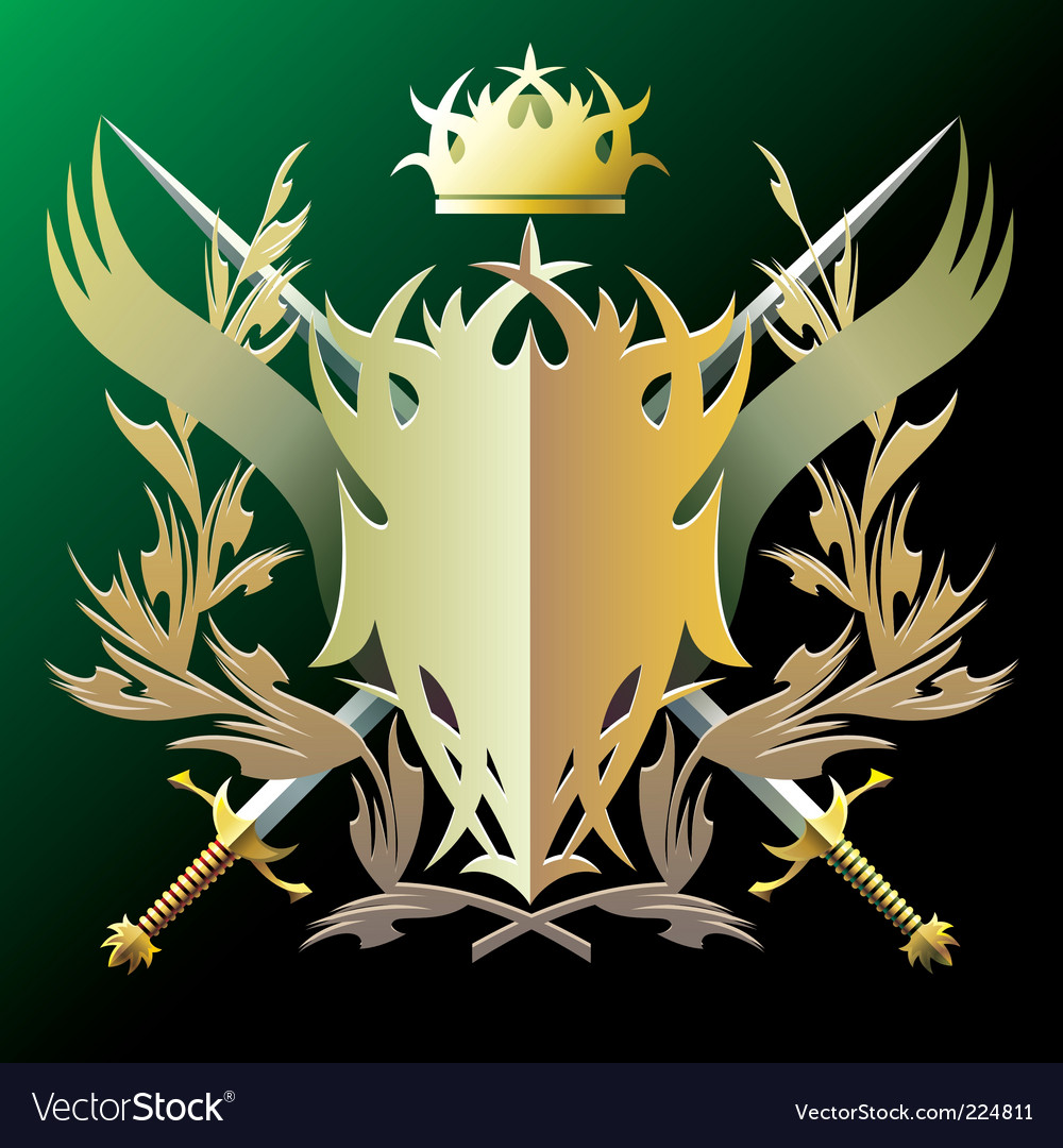 Blazon vector | Price: 3 Credit (USD $3)