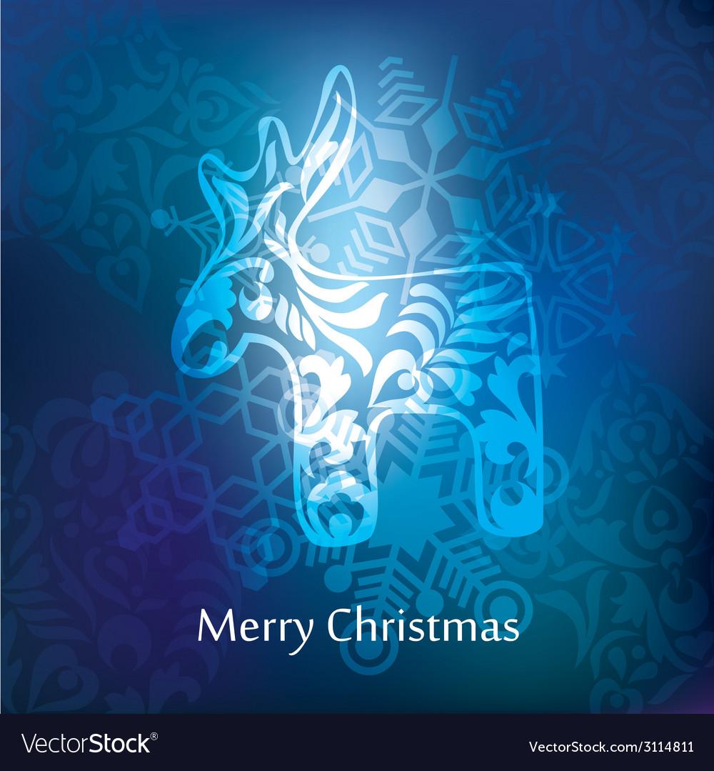 Christmas postcard design vector   Price: 1 Credit (USD $1)