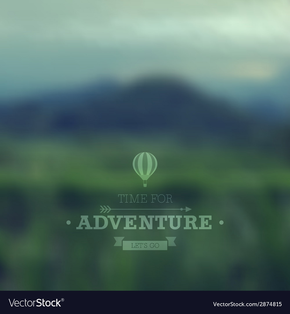 Adventure vector | Price: 1 Credit (USD $1)