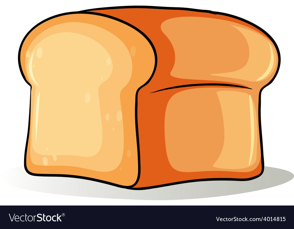 Big loaf of bread vector | Price: 3 Credit (USD $3)