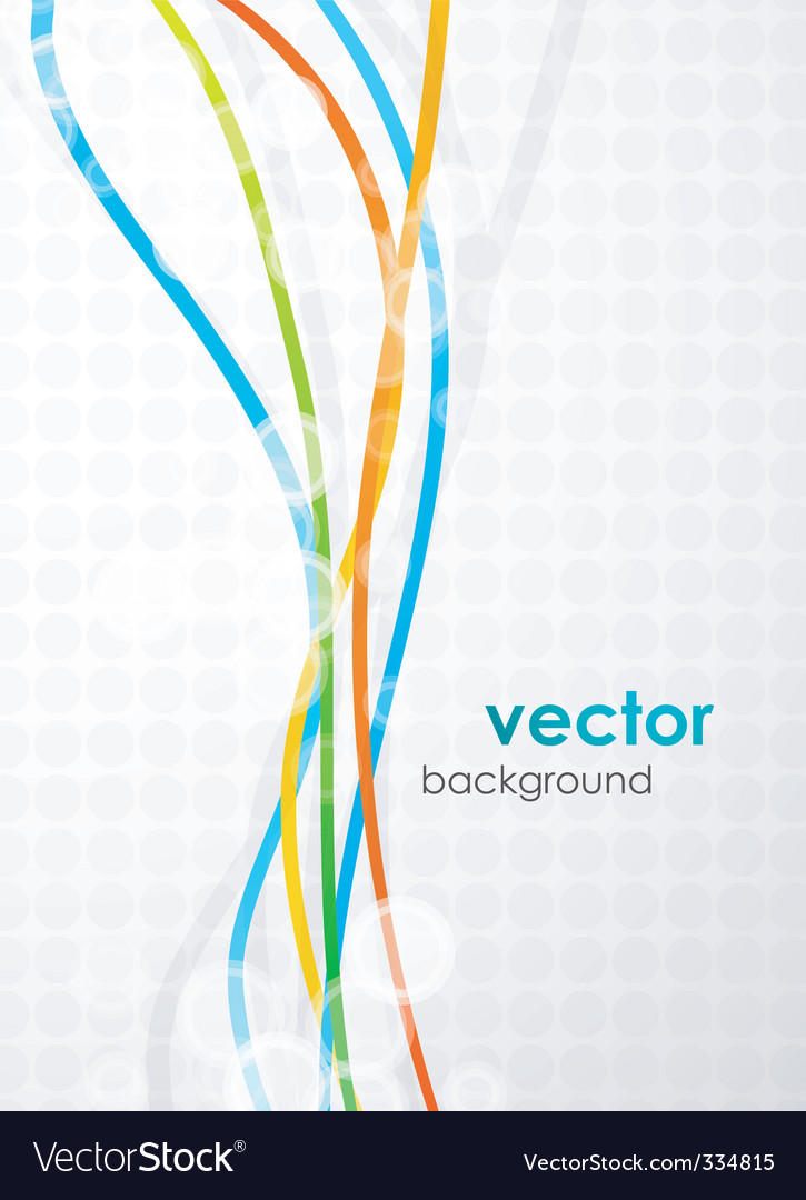 Contemporary background design vector | Price: 1 Credit (USD $1)
