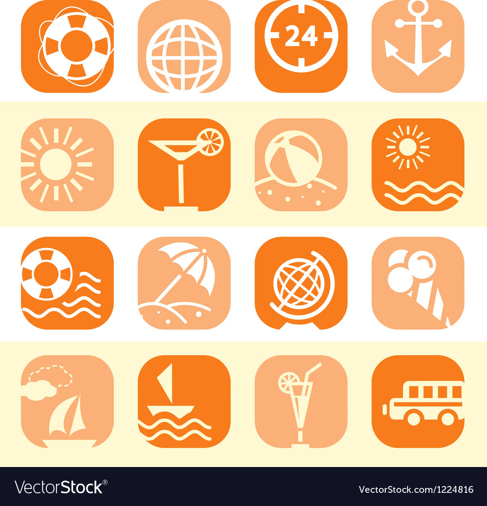 Health icons vector | Price: 1 Credit (USD $1)