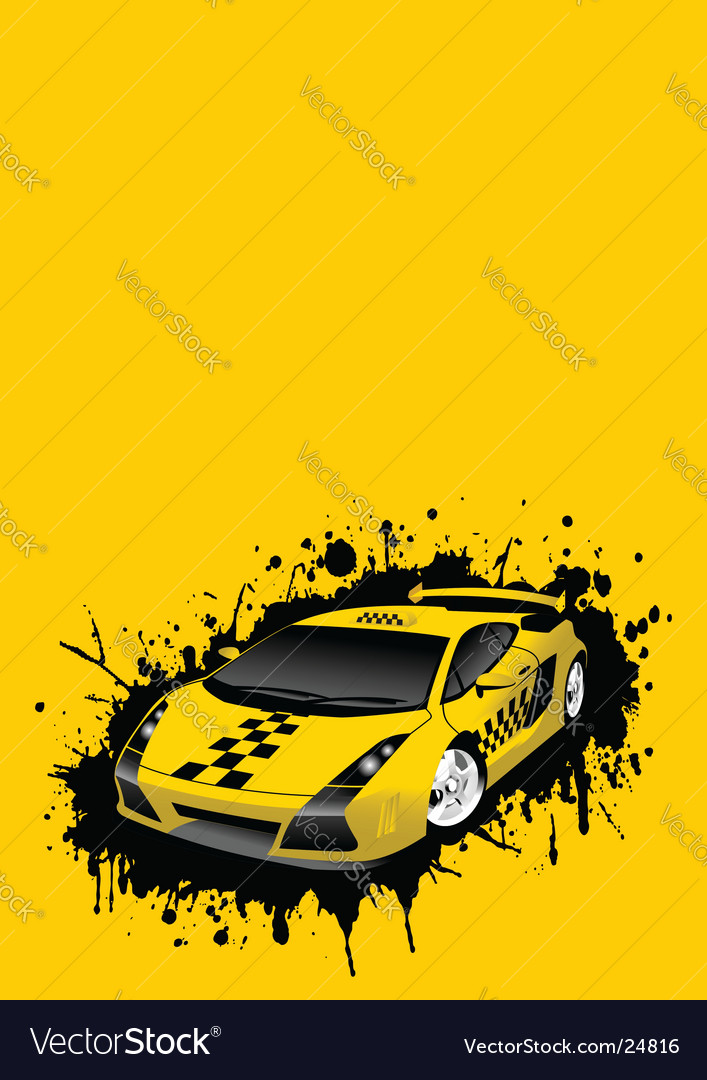 Taxi stains vector | Price: 1 Credit (USD $1)