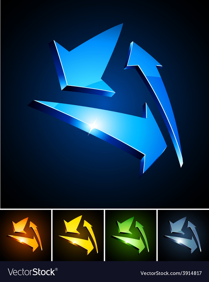 Color vibrant emblems vector   Price: 1 Credit (USD $1)