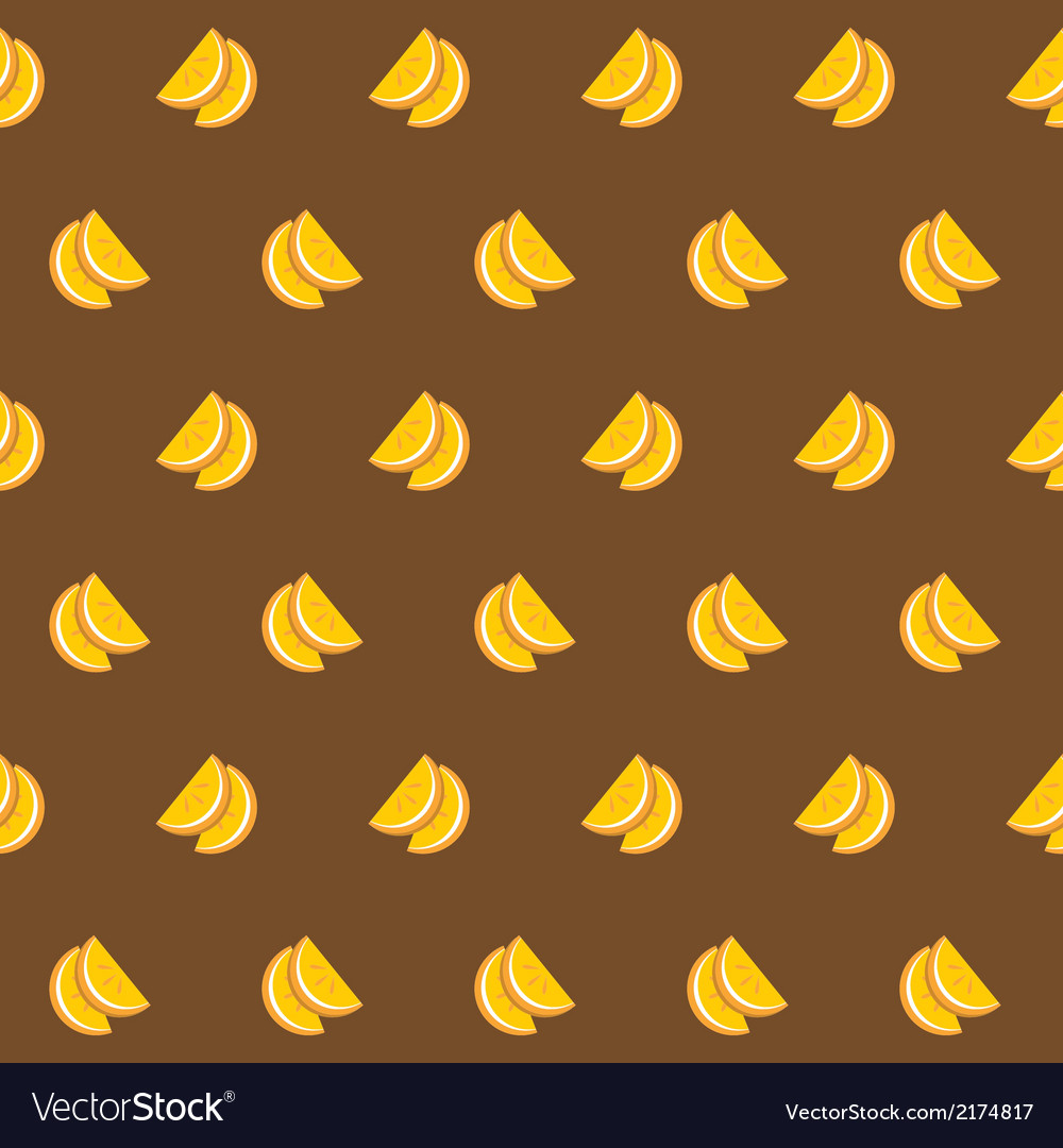 Orange pattern vector | Price: 1 Credit (USD $1)
