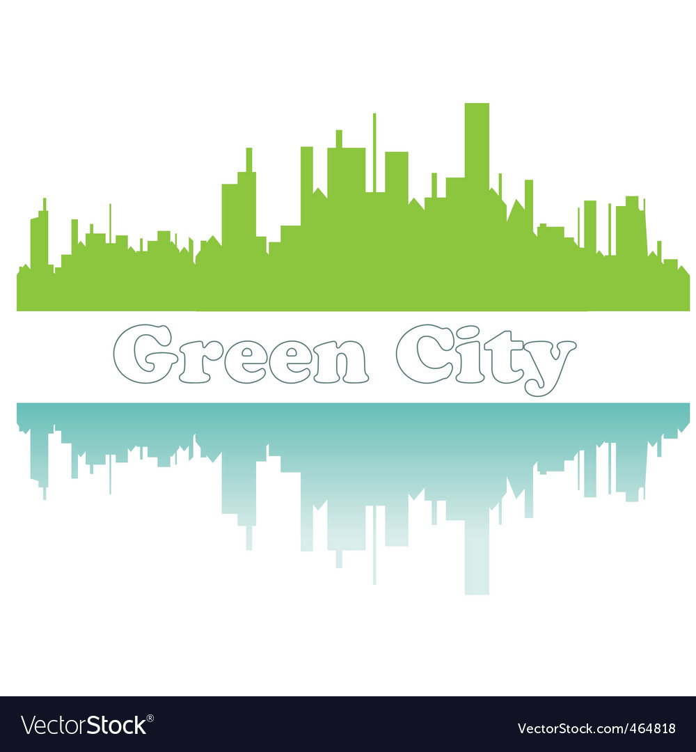 City sketch vector illustration vector | Price: 1 Credit (USD $1)