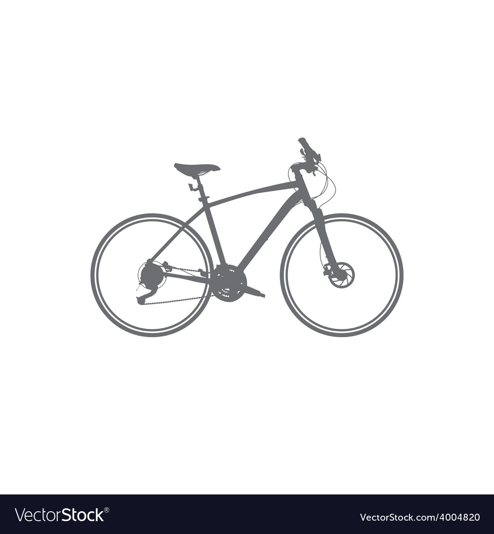 Bicycle vector | Price: 1 Credit (USD $1)
