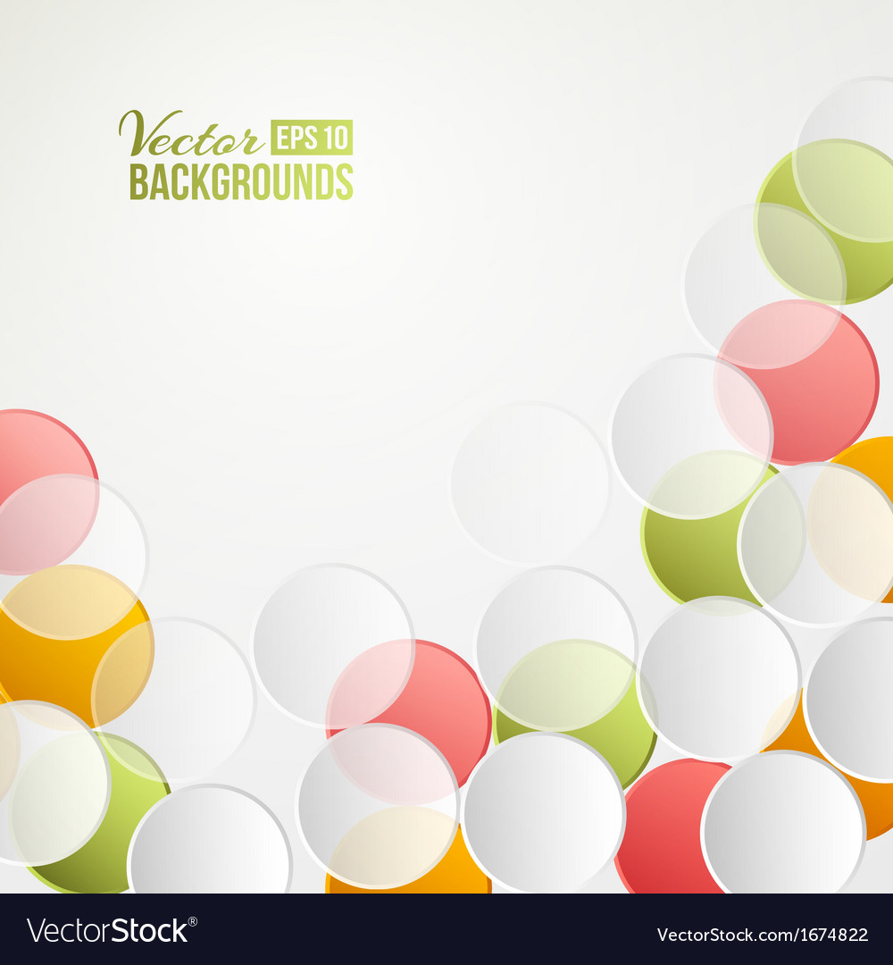 Confetti backdrop vector | Price: 1 Credit (USD $1)