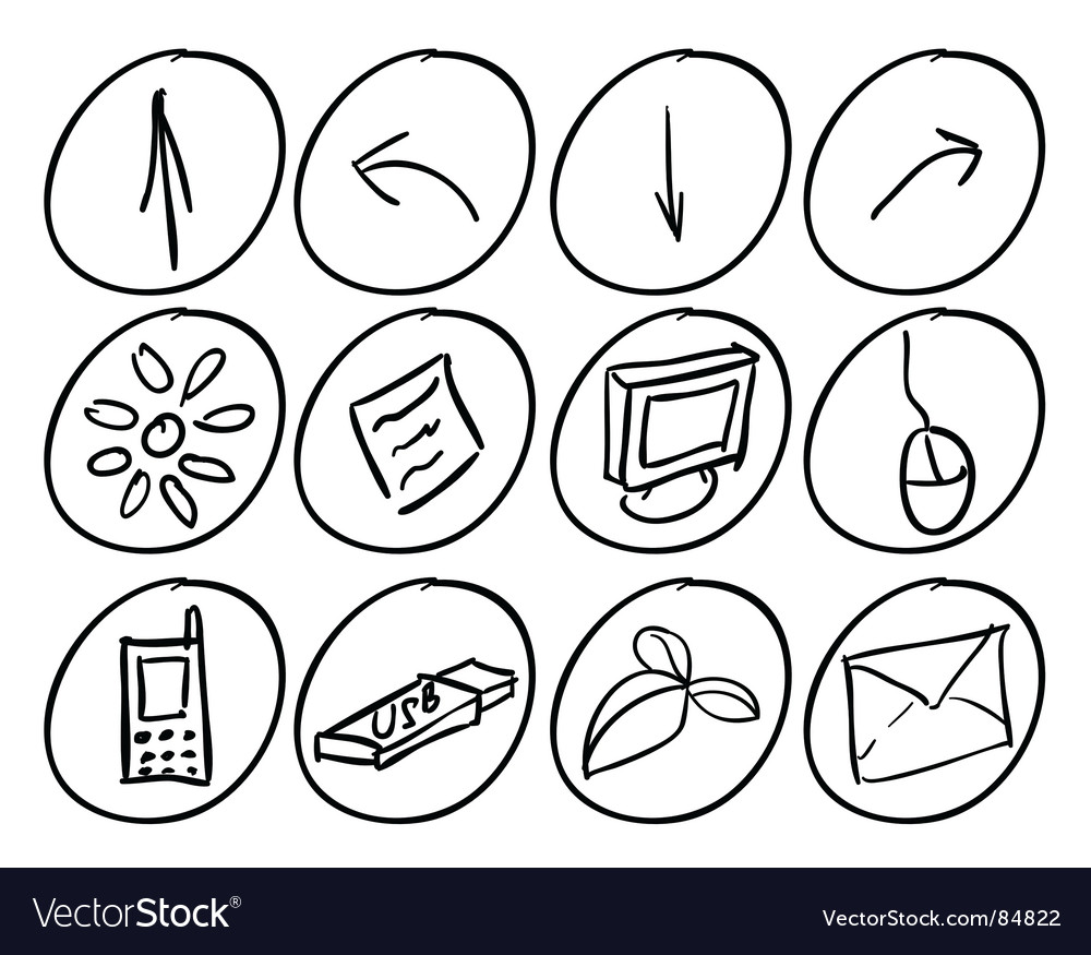 Hand drawn vector | Price: 1 Credit (USD $1)