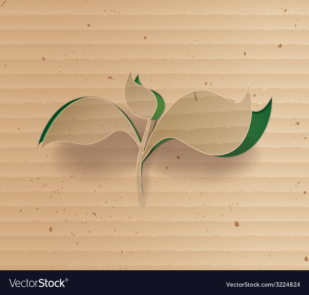 Tree cardbroad vector | Price: 1 Credit (USD $1)