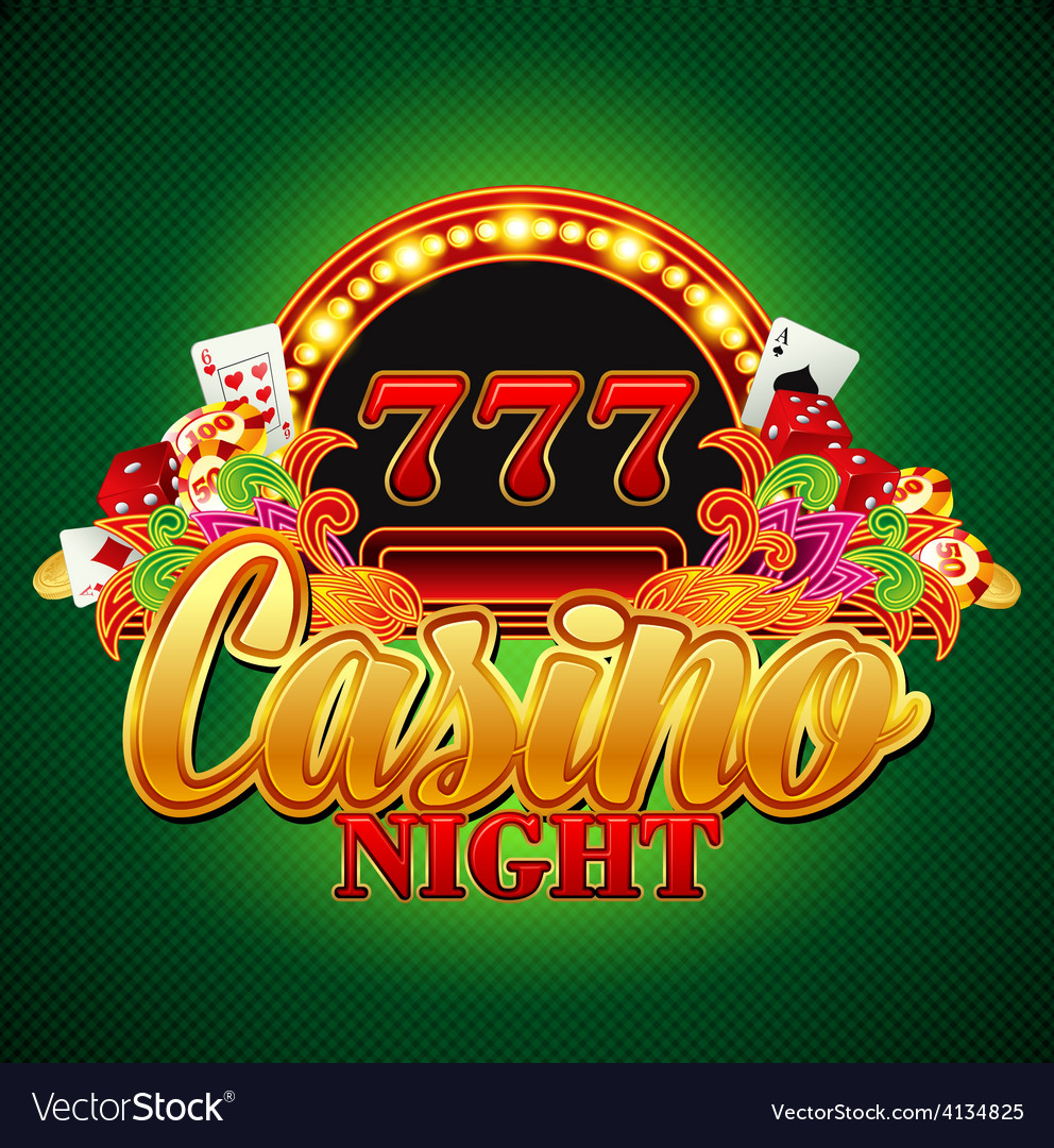 Casino background with cards chips craps vector   Price: 3 Credit (USD $3)