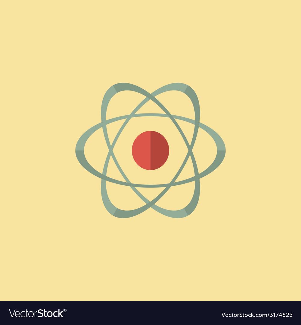 Nucleus icon vector | Price: 1 Credit (USD $1)