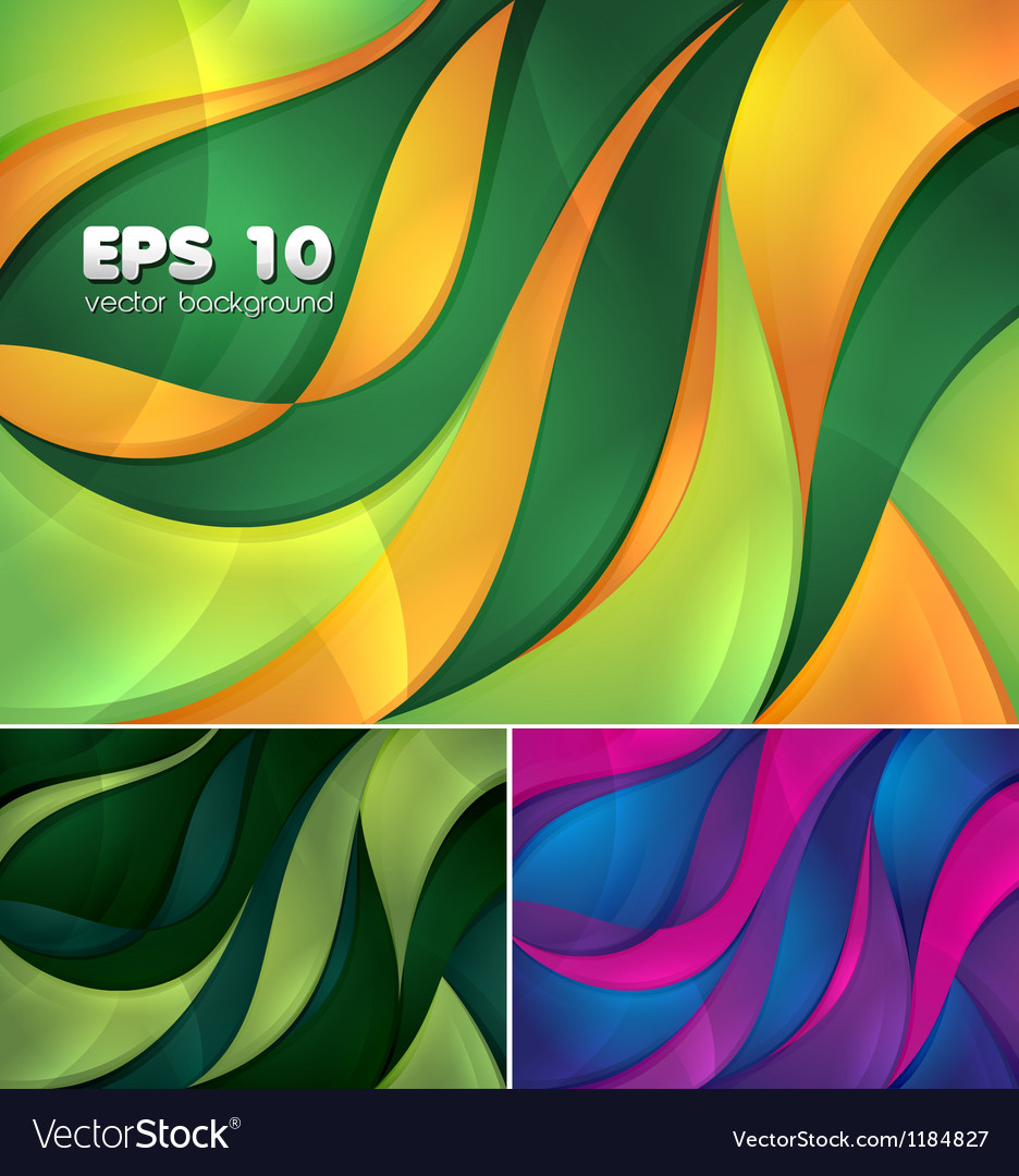 Curvy abstract background 2 vector | Price: 1 Credit (USD $1)