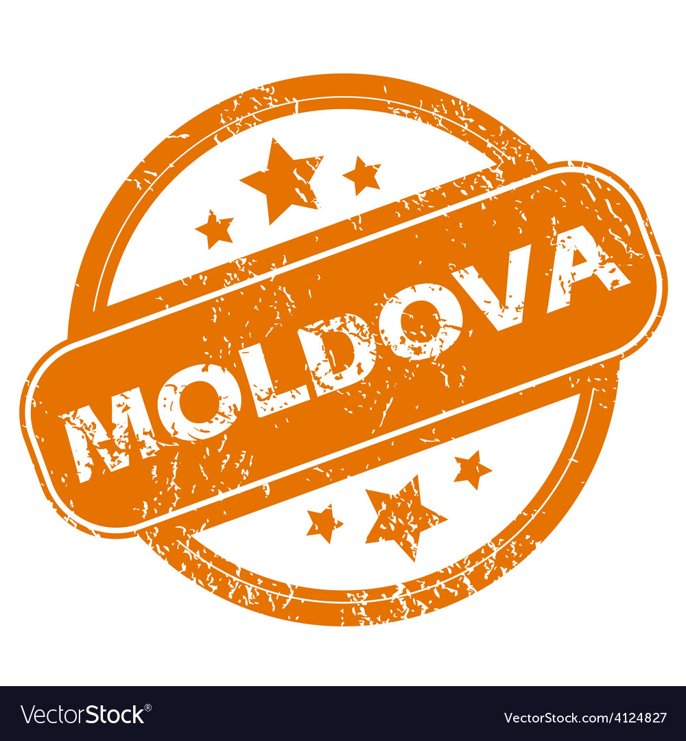 Moldova grunge icon vector | Price: 1 Credit (USD $1)