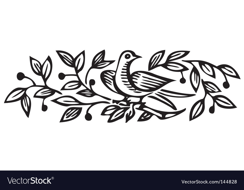 Antique ornament engraving vector | Price: 1 Credit (USD $1)
