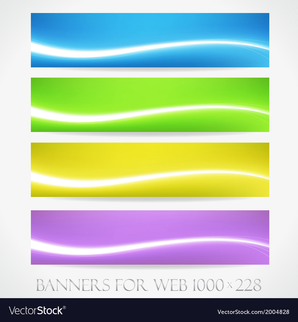 Banners for web collection11 vector | Price: 1 Credit (USD $1)