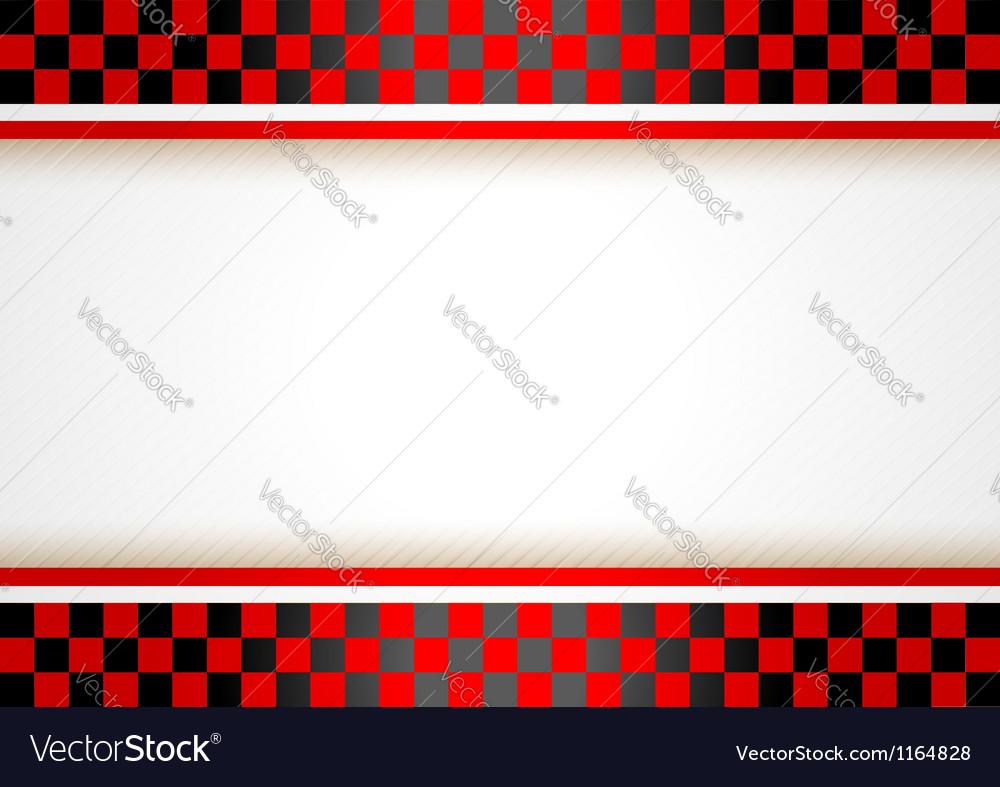 Race horizontal background vector | Price: 1 Credit (USD $1)