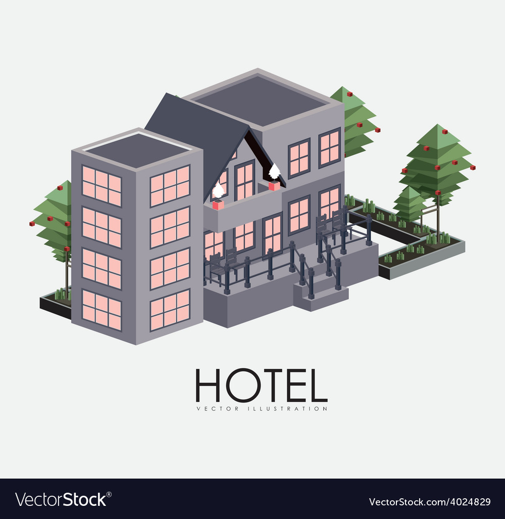 Hotel sevice desing vector | Price: 1 Credit (USD $1)