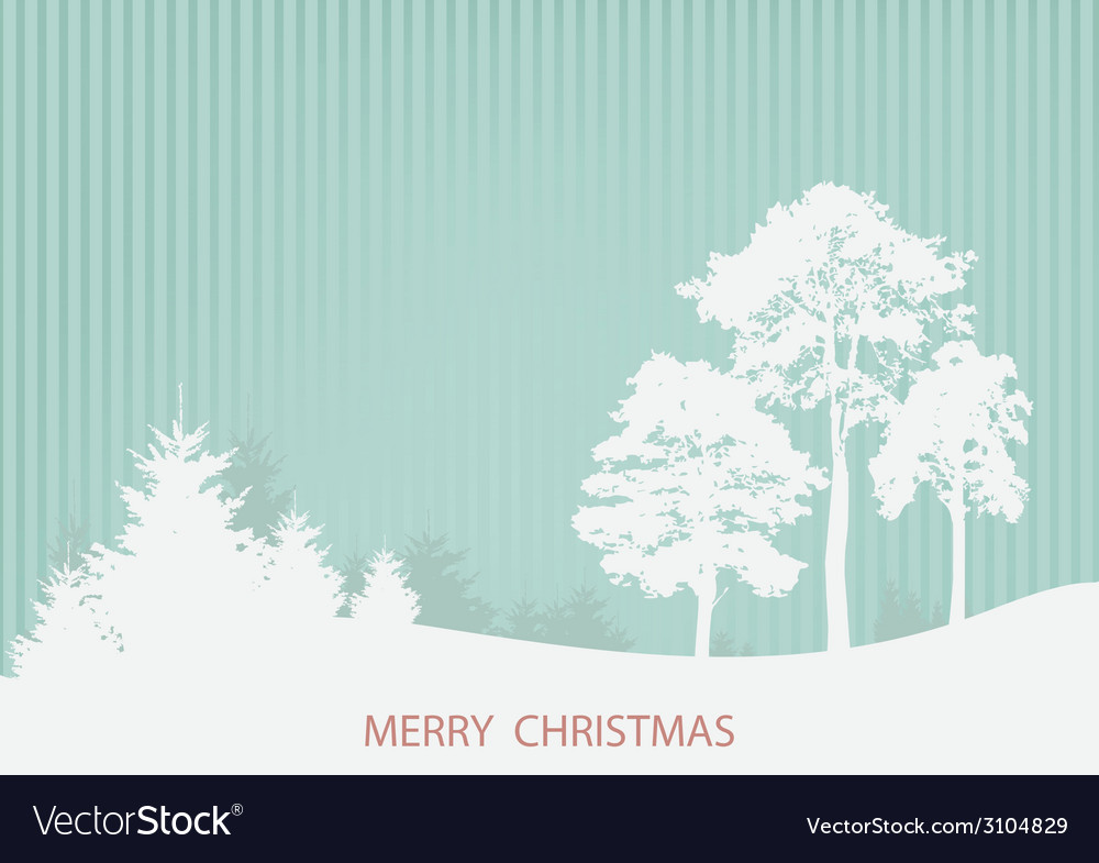 With the christmas wood vector | Price: 1 Credit (USD $1)