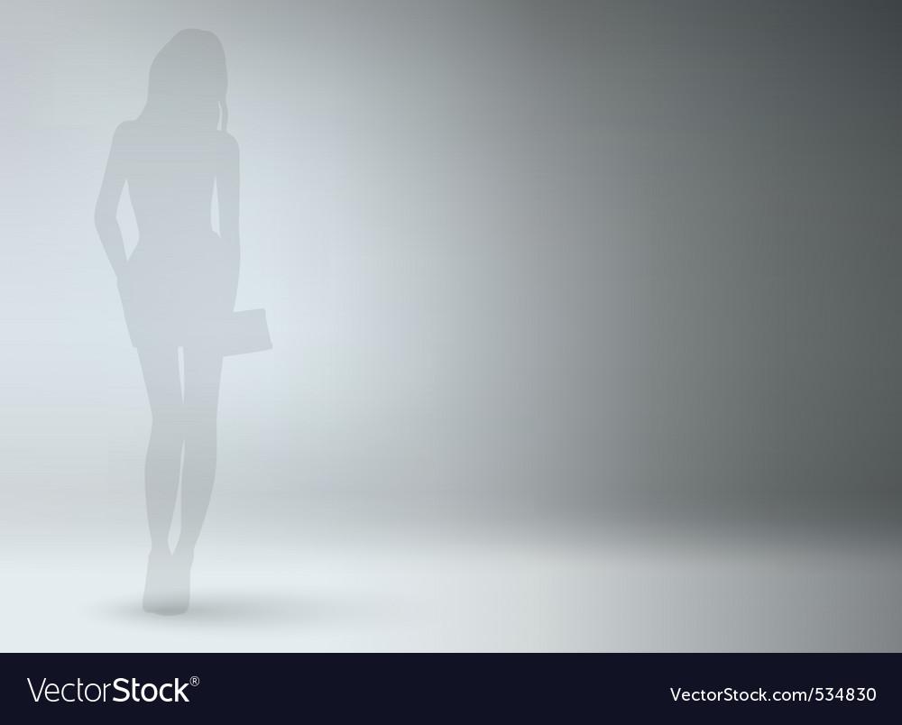 Fashion model vector | Price: 1 Credit (USD $1)