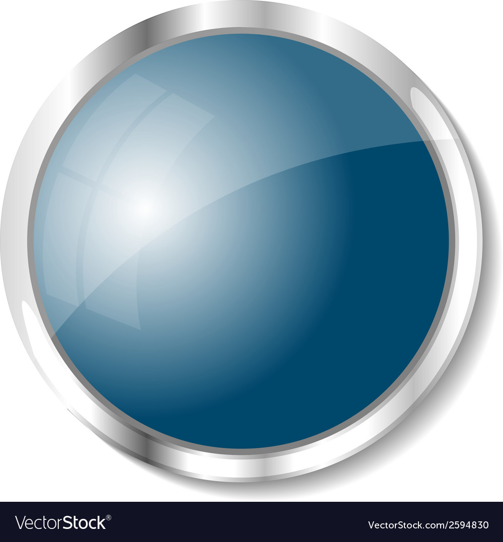 Metallic button vector | Price: 1 Credit (USD $1)
