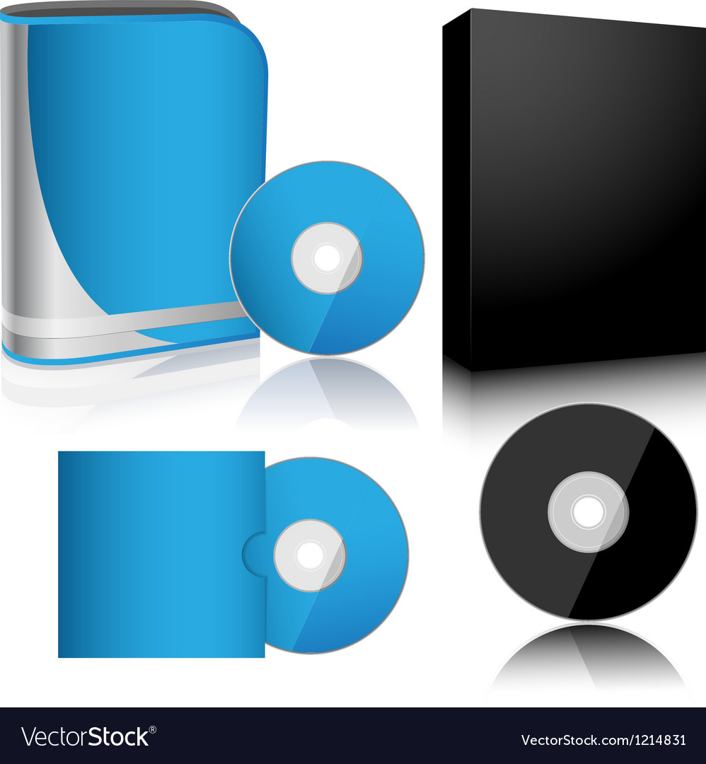 Box set vector | Price: 1 Credit (USD $1)