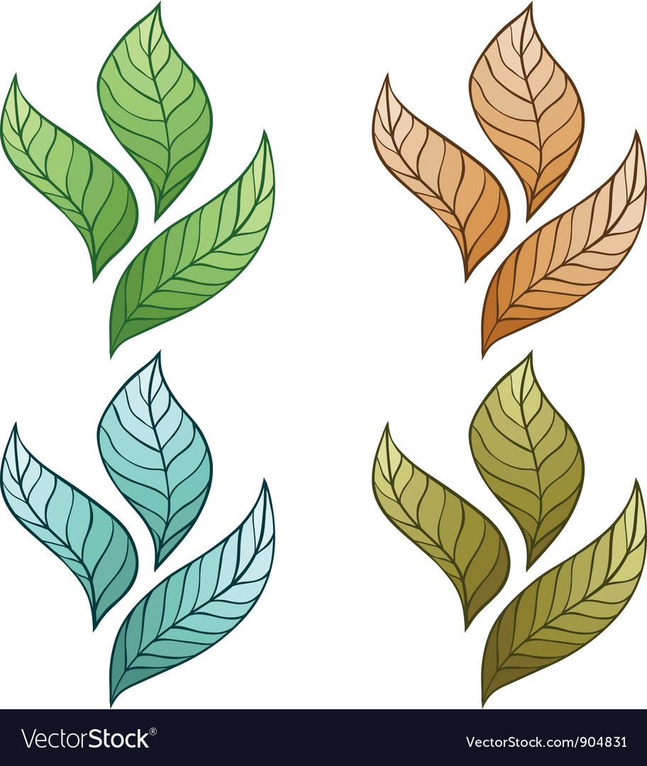 Design of leaves no gradient vector | Price: 1 Credit (USD $1)