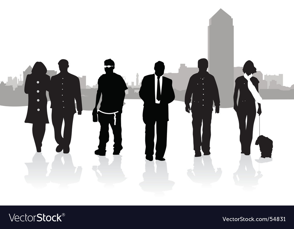 Walkers london background vector | Price: 1 Credit (USD $1)