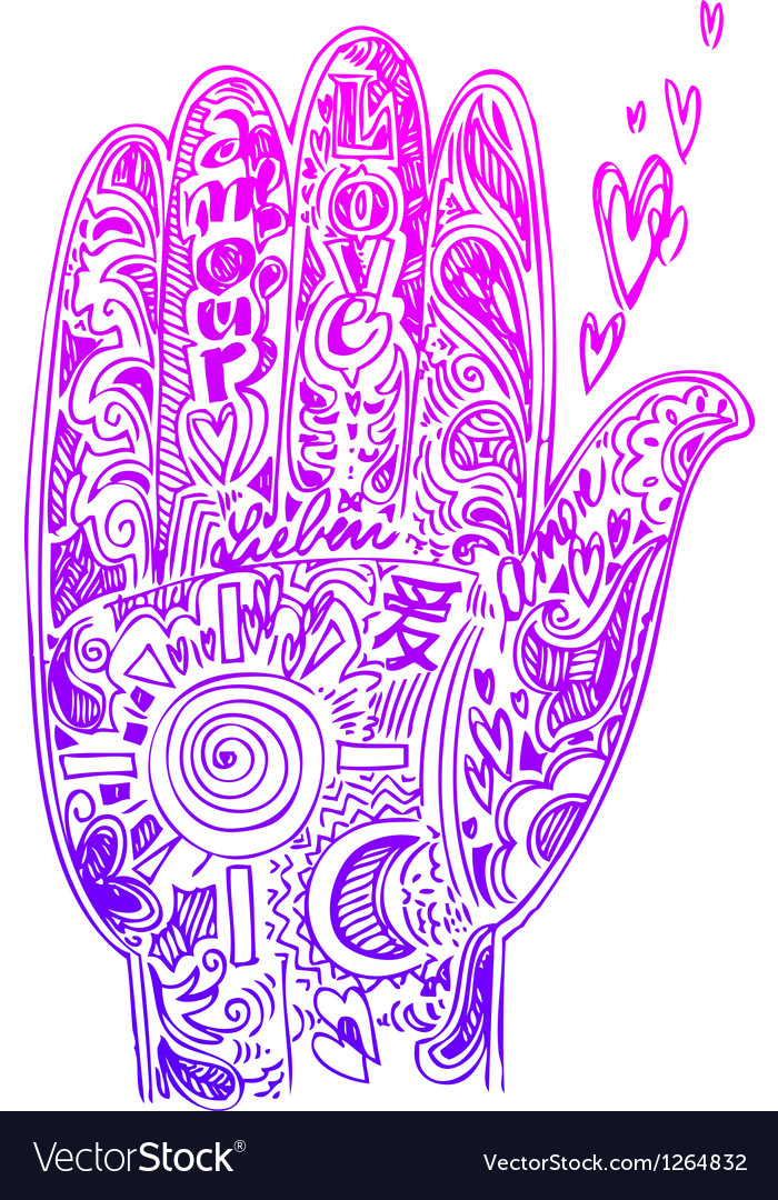 Hand sketched doodles vector | Price: 1 Credit (USD $1)