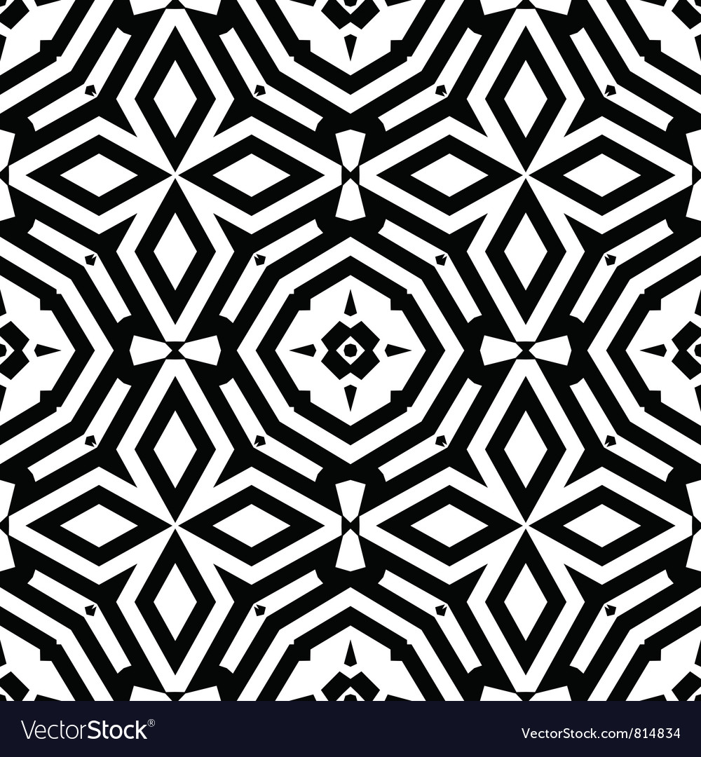 Abstract ethnic seamless background vector   Price: 1 Credit (USD $1)