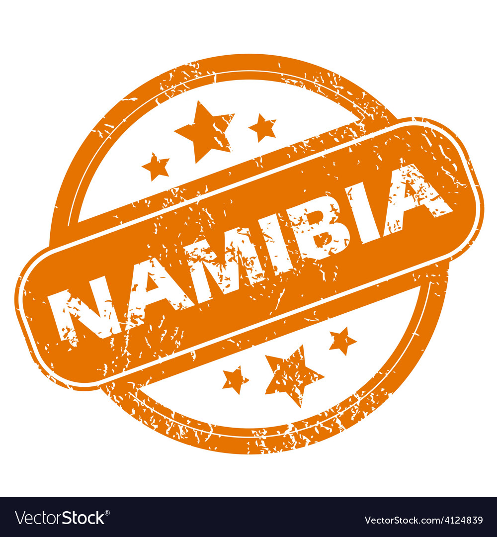 Namibia grunge icon vector | Price: 1 Credit (USD $1)